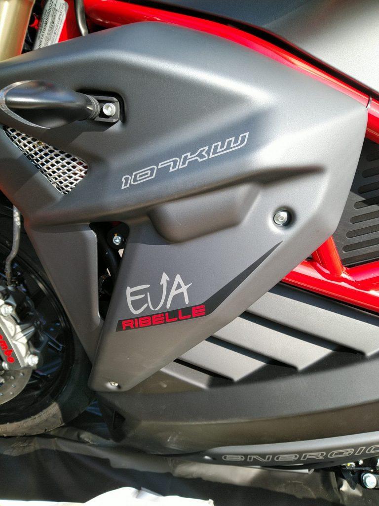 大型電動バイクのナンバープレート取得について